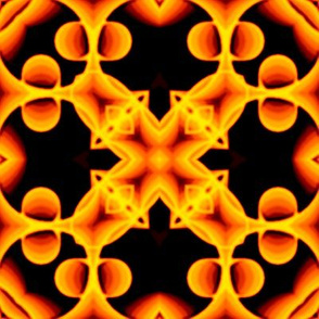 voxel_circles_001v4_orange-yellow