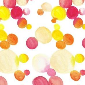 Peachy Keen Circles (part 2)