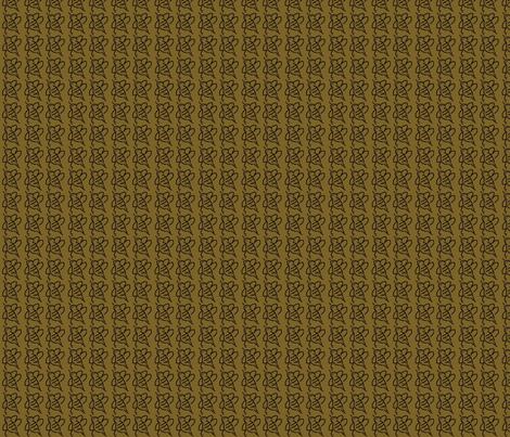 Cross Polination fabric by inniv8z_oz on Spoonflower - custom fabric