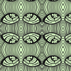 Cross Eyed Mint