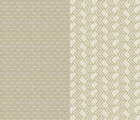 Custom Chevron & Woods half yard pattern fabric by mrshervi on Spoonflower - custom fabric