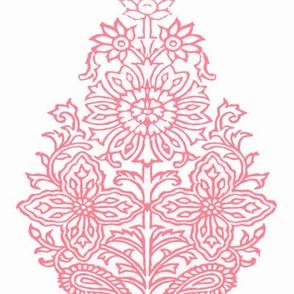 Block print design