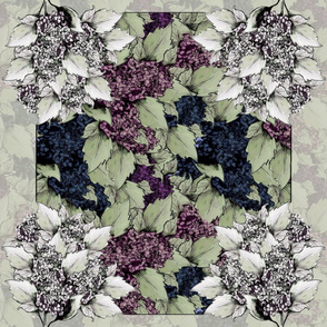 Hydrangea frames
