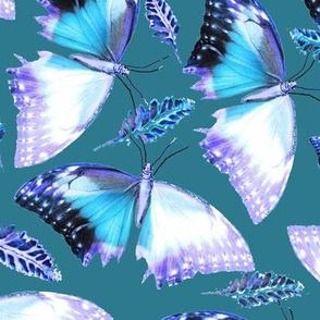 butterfliesleavesdark