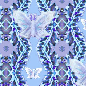 butterflypatternleaves