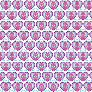 Cotton Candy- purple