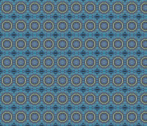 Pacific Heart fabric by hollylind on Spoonflower - custom fabric