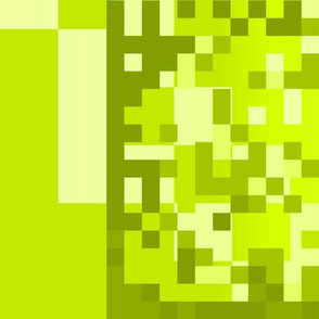 data matrix modern lime camouflage