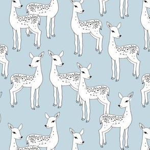 Fawn - Ice Blue/White by Andrea Lauren