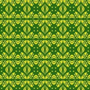 Yellow Fish Green River