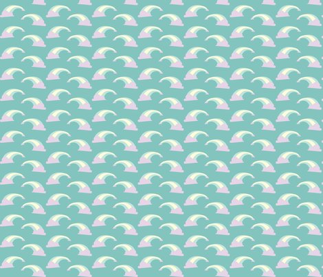 Ponycorn_rainbows_teal_shop_preview