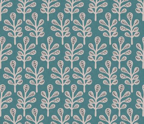 Koala Sanctuary fabric by melarmstrongdesign on Spoonflower - custom fabric