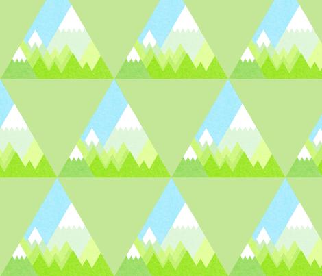 national park fabric by emmamethod on Spoonflower - custom fabric