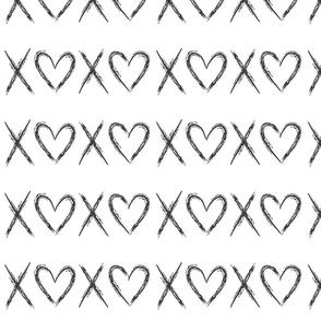 XOXO Stripe