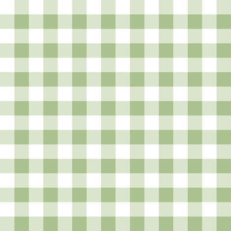 Basil Gingham fabric by lilyoake on Spoonflower - custom fabric