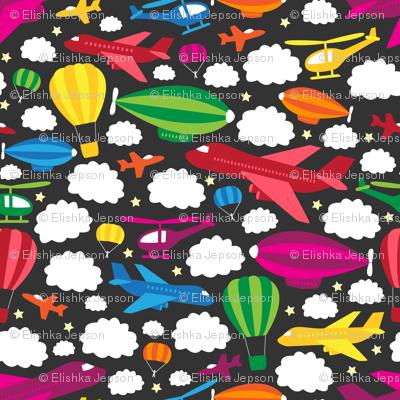 Fantastic Flying Machines (Rainbow)