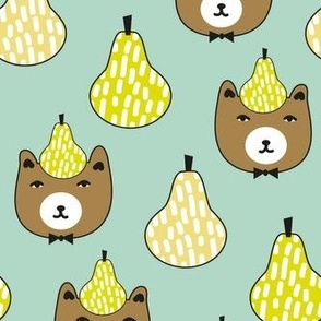 Bear Pear | Pepper Mint