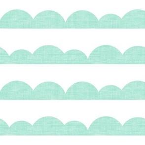 Cloudy - Mint