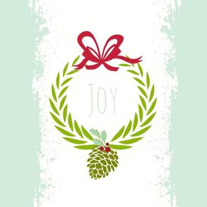 Joy 19 berry/sea glass tie dye