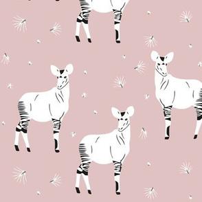 okapi pink
