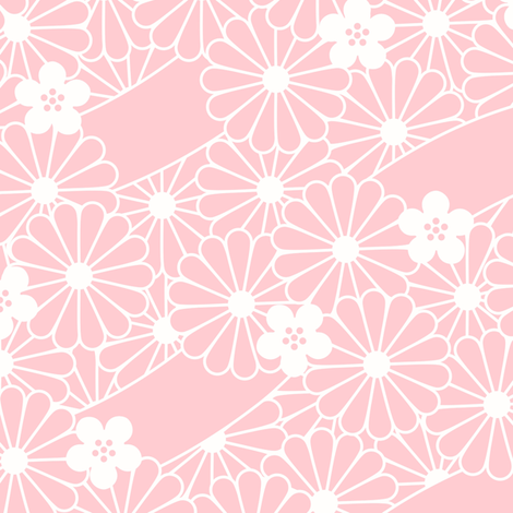 Kotori New Year Obi fabric by sparklepipsi on Spoonflower - custom fabric