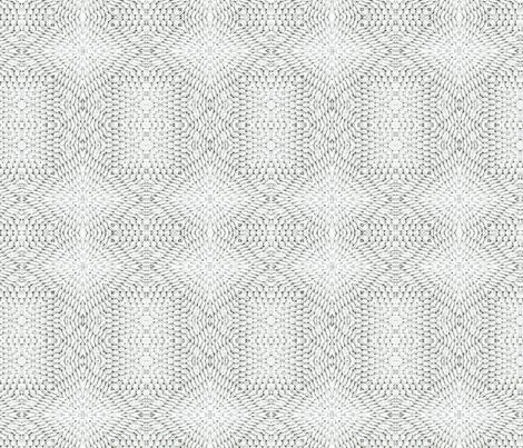 rope-weave-blue-white fabric by wren_leyland on Spoonflower - custom fabric