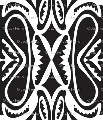 Modern_Sepik_black_white