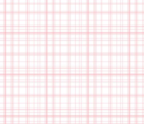Sweet plaid fabric by thislittlestreet on Spoonflower - custom fabric