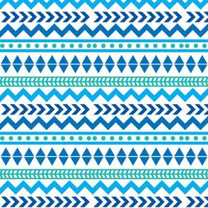 Tribal - Sea of Blue