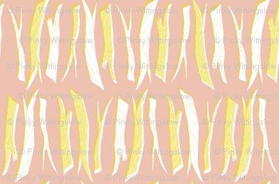 Twiggy Gum Sticks - Peach