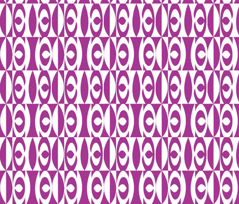 Sepik_Hook_purple fabric by malolo on Spoonflower - custom fabric