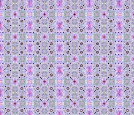 fractal   purple complexity fabric by koalalady on Spoonflower - custom fabric