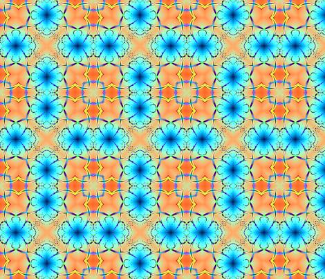 fractal frame-up fabric by koalalady on Spoonflower - custom fabric