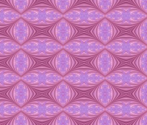 fractal lace fabric by koalalady on Spoonflower - custom fabric