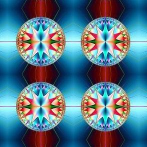 fractal rays