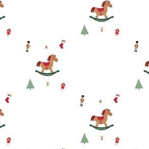 Happy holidays children's apparel