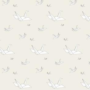 Paper Crane - Neutral