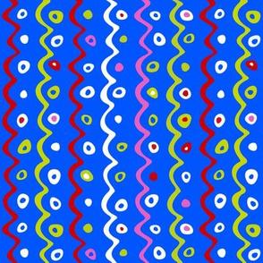 Red/Blue Doodles