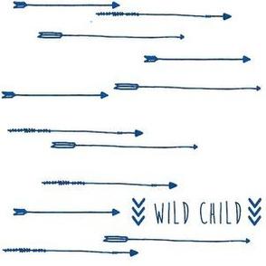 Wild Child Blue