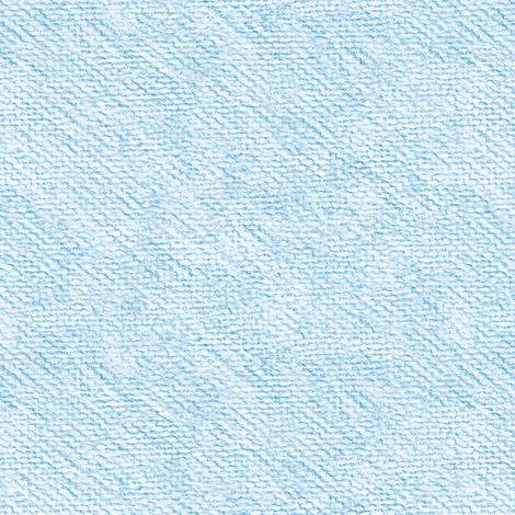 pencil texture in blue sky fabric by weavingmajor on Spoonflower - custom fabric