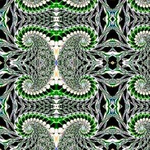 green fractal