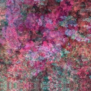 Abstract Summer Garden-©Copyright