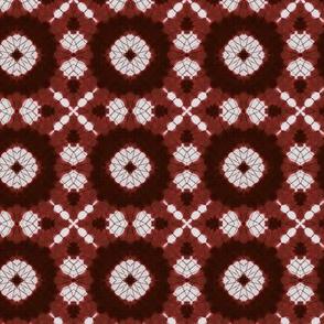 Marasala Shibori Kaleidoscope