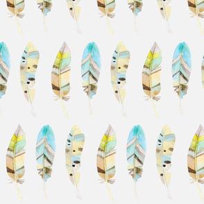 Feathers-ed