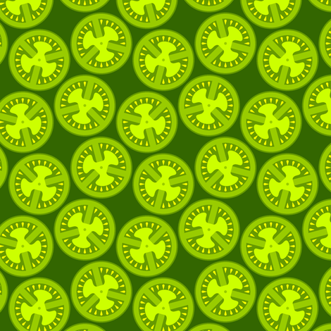 04447386 : S43 green tomatoes fabric by sef on Spoonflower - custom fabric