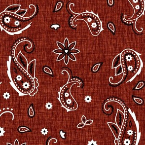 Western Paisley - classic