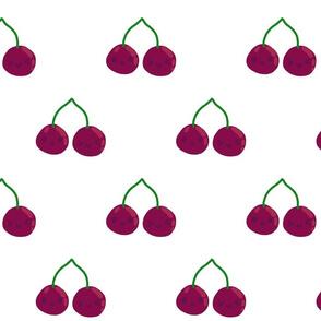 Smiling cherries
