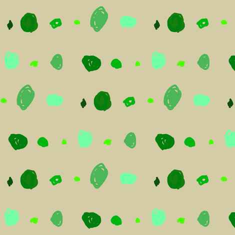 Vegetable Dream fabric by mountainofdreams on Spoonflower - custom fabric