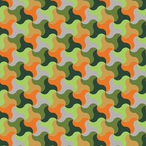 Camouflage Alhambra Uniform