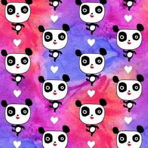 panda dance